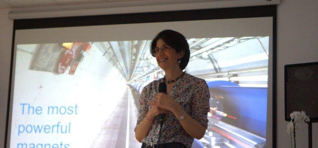 Среща с Генералния директор на CERN